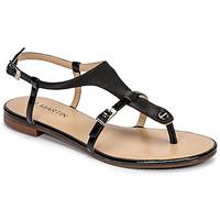 Chaussures Femme Sandales et Nu-pieds JB Martin GAELIA Noir
