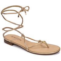 Chaussures Femme Sandales et Nu-pieds JB Martin GERONA Or