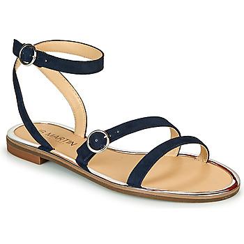 Chaussures Femme Sandales et Nu-pieds JB Martin GILANA Marine
