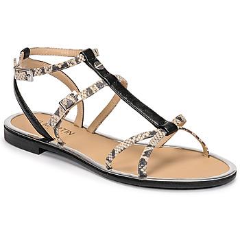 Chaussures Femme Sandales et Nu-pieds JB Martin GRIOTTES E20 Blanc