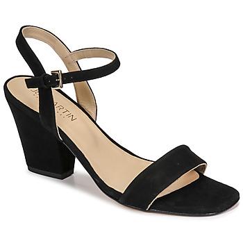 Chaussures Femme Sandales et Nu-pieds JB Martin NORI Noir