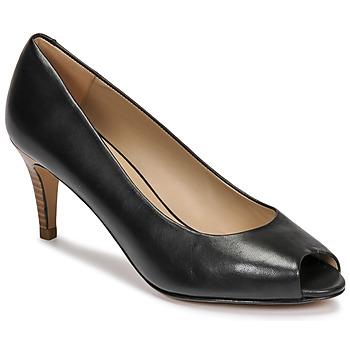 Chaussures Femme Escarpins JB Martin PARMINA E20 Noir