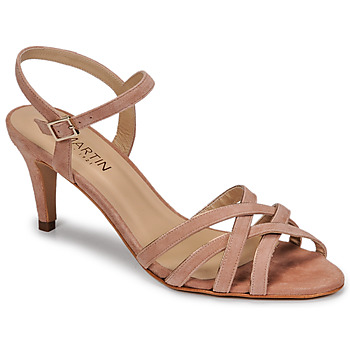 Chaussures Femme Sandales et Nu-pieds JB Martin PIRIA Fard