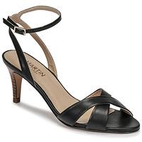 Chaussures Femme Sandales et Nu-pieds JB Martin POETIE Noir
