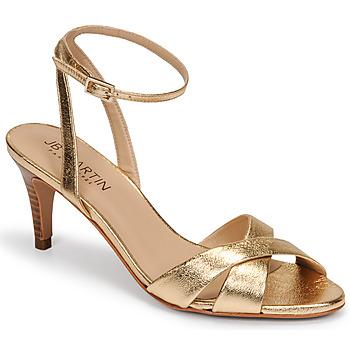 Chaussures Femme Sandales et Nu-pieds JB Martin POETIE Argan