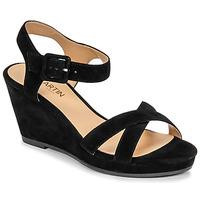 Chaussures Femme Sandales et Nu-pieds JB Martin QUERIDA Noir