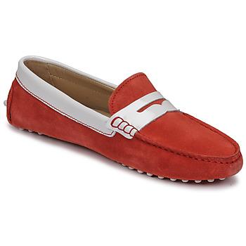 Chaussures Femme Mocassins JB Martin TABATA E20 Corail