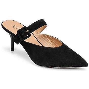 Chaussures Femme Mules JB Martin TORIA Noir