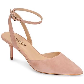 Chaussures Femme Escarpins JB Martin TWISTO Fard