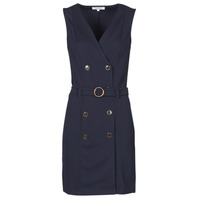 Vêtements Femme Robes courtes Morgan RICROZ Marine