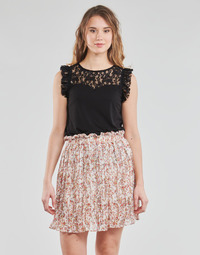 Vêtements Femme Tops / Blouses Moony Mood  Noir