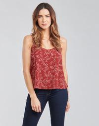Vêtements Femme Tops / Blouses Moony Mood OPALE Rouge