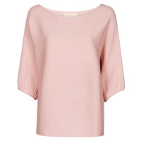 Vêtements Femme Pulls Moony Mood OUPAL Rose