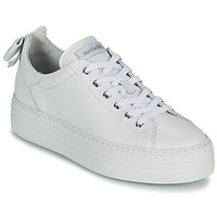 Chaussures Femme Baskets basses NeroGiardini FILLA Blanc