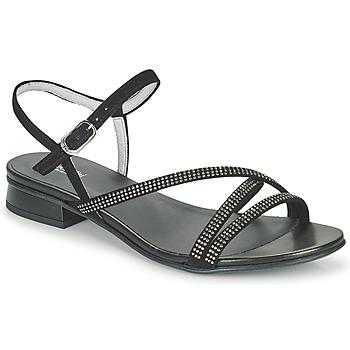 Chaussures Femme Sandales et Nu-pieds NeroGiardini TEDDY Noir