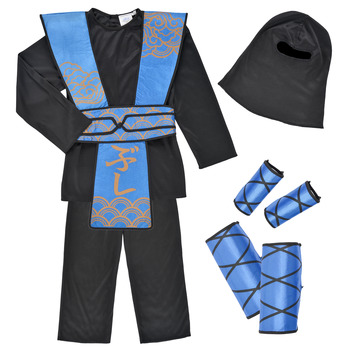 Vêtements Garçon Déguisements Fun Costumes COSTUME ENFANT ROYAL NINJA Multicolore