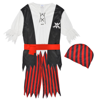Vêtements Garçon Déguisements Fun Costumes COSTUME ENFANT PIRATE JACK Multicolore