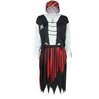 Vêtements Femme Déguisements Fun Costumes COSTUME ADULTE PIRATE SUZY Multicolore