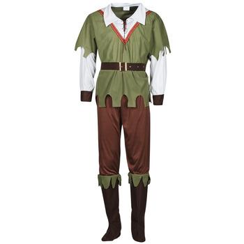 Vêtements Homme Déguisements Fun Costumes COSTUME ADULTE FOREST HUNTER Multicolore