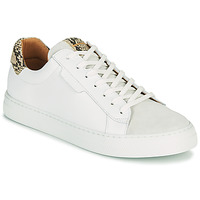 Chaussures Homme Baskets basses Schmoove SPARK CLAY Blanc / marron
