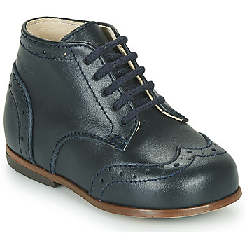 Chaussures Fille Baskets montantes Little Mary LORD Bleu