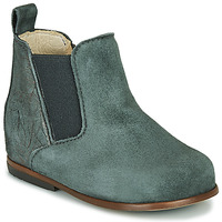 Chaussures Fille Boots Little Mary ARON Gris