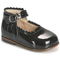 Chaussures Fille Ballerines / babies Little Mary VOCALISE Noir