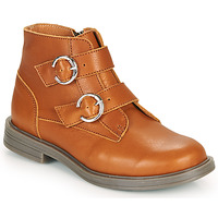 Chaussures Fille Boots Little Mary EMILIENNE Marron