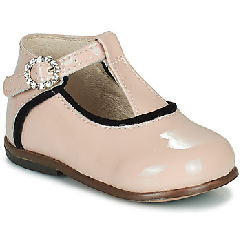 Chaussures Fille Baskets montantes Little Mary BETHANY Rose