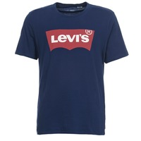 Vêtements Homme T-shirts manches courtes Levi's GRAPHIC SET-IN Marine