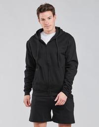 Vêtements Homme Sweats Yurban OMEN Noir