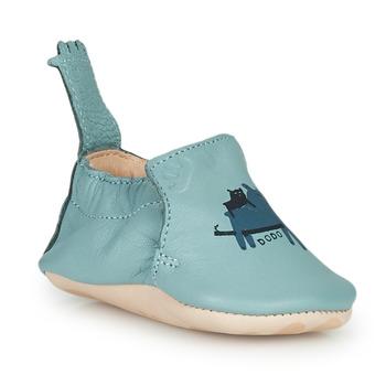 Chaussures Enfant Chaussons Easy Peasy BLUMOO Bleu