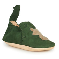 Chaussures Enfant Chaussons Easy Peasy BLUMOO RENARD Vert