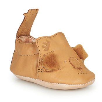 Chaussures Enfant Chaussons Easy Peasy BLUMOO KOALA Marron