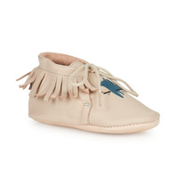 Chaussures Enfant Chaussons Easy Peasy MEXIMOO Beige