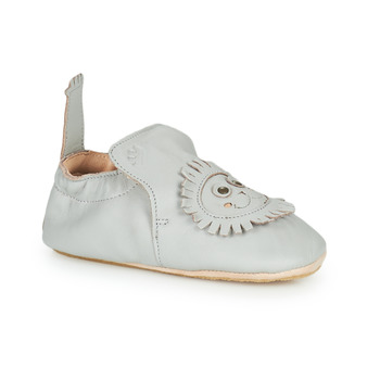 Chaussures Enfant Chaussons Easy Peasy BLUBLU LION Gris