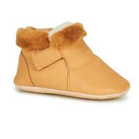 Chaussures Enfant Chaussons Easy Peasy FOUBLU Marron