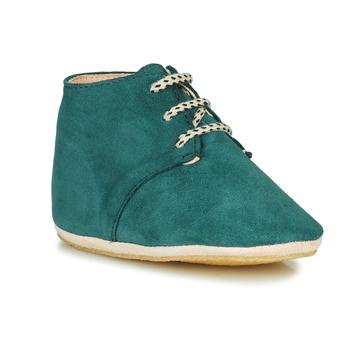 Chaussures Enfant Chaussons Easy Peasy BLABLU Bleu
