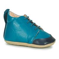 Chaussures Enfant Chaussons Easy Peasy IGO B Bleu