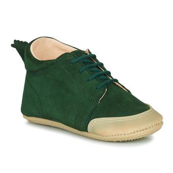Chaussures Enfant Chaussons Easy Peasy IGO B Vert