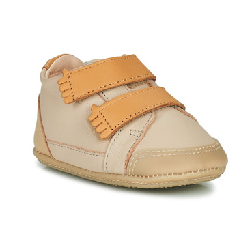 Chaussures Enfant Chaussons Easy Peasy IRUN B Beige
