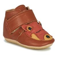 Chaussures Enfant Chaussons Easy Peasy KINY PT PANDA Marron
