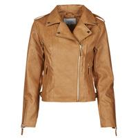 Vêtements Femme Vestes / Blazers Vila VIMICCAS Cognac