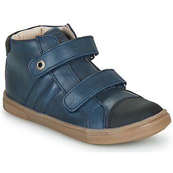 Chaussures Garçon Baskets montantes GBB KERWAN Bleu