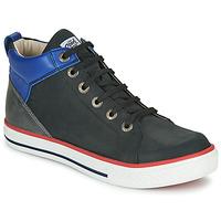 Chaussures Garçon Baskets montantes GBB MERINO Noir