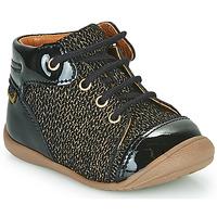 Chaussures Fille Baskets montantes GBB OLSA Noir