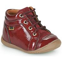 Chaussures Fille Baskets montantes GBB OMANE Bordeaux