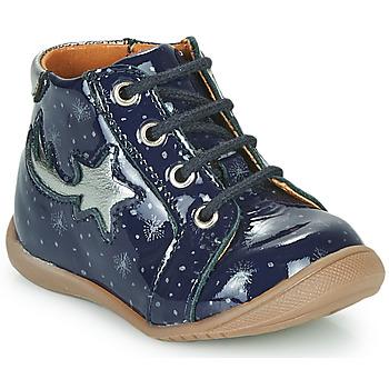 Chaussures Fille Baskets montantes GBB POMME Bleu