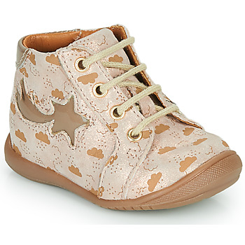 Chaussures Fille Baskets montantes GBB POMME Beige