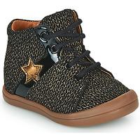 Chaussures Fille Baskets montantes GBB DUANA Noir